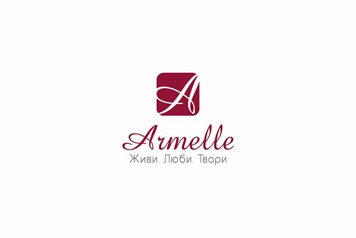 Логотип Armelle