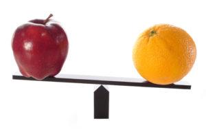 Сравнение компаний МЛМ